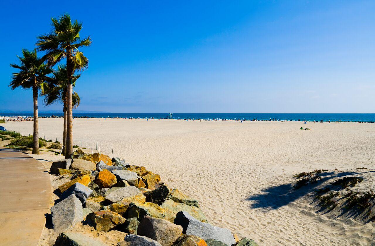 San Bernardino City Ca Beaches